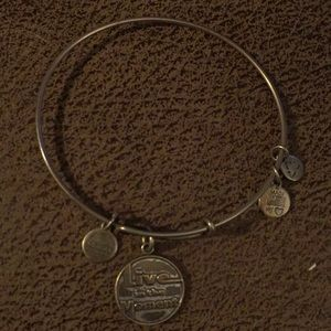 """Alex and Ani """"Live In The Moment """" Bracelet"""